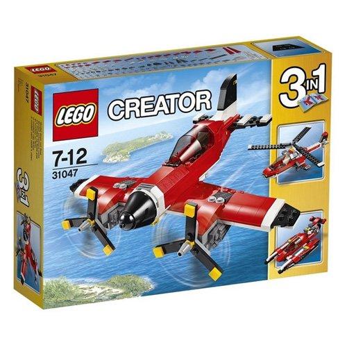 レゴ クリエイター プロペラ飛行機 31047
