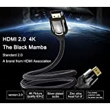 Vention HDMI Cable 75CM - HDMI Male To HDMI Male Connector Adapter Cable 2.0V 4K 18Gbps Ultra High Speed 1080p...