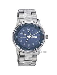 Fastrack Basics Analog Watch For Men- 3001SM02