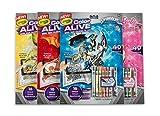 Crayola Color Alive Action Coloring Pages - Skylanders