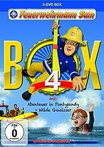 Feuerwehrmann Sam - Box 4 [2 DVDs]: Amazon.de: Jerry