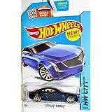 Hot Wheels 2015 Cadillac Elmiraj HW City 25/250 1:64 Scale