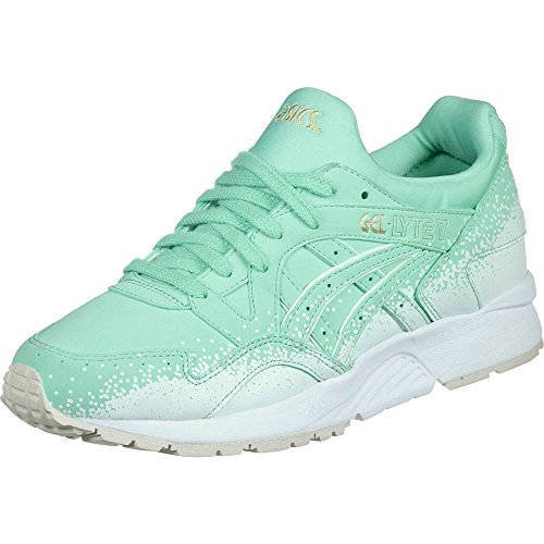 Scarpe Asics Gel Lyte V Christmas Pack h6s6y 7676 Donna Running Light Mint White