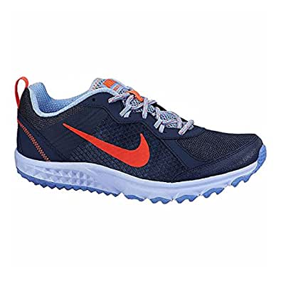 Nike Wild Trail Women's Running Shoes 7 B - Medium