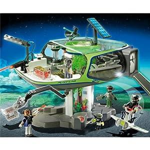 Playmobil 5149 E-Rangers Future Base für nur 63€ inkl. Versand (14€ gespart)