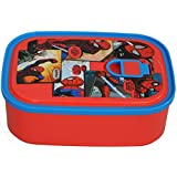 Marvel Spiderman Lunch Box, 790ml, Red/Blue
