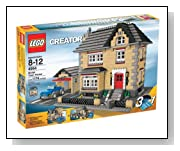 LEGO Creator Model Townhouse 4954