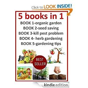 FREE 5 books in 1:1-organic ga...