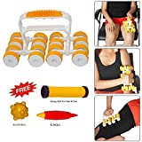 Acu Therapy Power Body Roll For Body Massage, Total Pain Relief, Free K-Roll, Energy-Roll, Power Ball, Power Thumb...