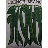 Naga Agency French Beans Seeds (Off-White, Pack Of 1 X 100 Grams)