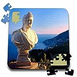Danita Delimont - Italy - Villa Cimbrone, Ravello, Amalfi Coast, Italy - EU16 BJN0028 - Brian Jannsen - 10x10 Inch Puzzle (pzl_137527_2)