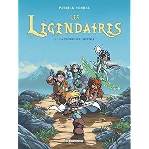 Les Légendaires, tome 1 : La Pierre de Jovenia