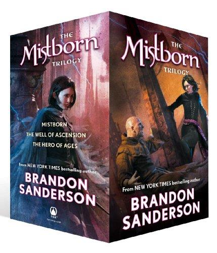 The Mistborn Trilogy — Brandon Sanderson