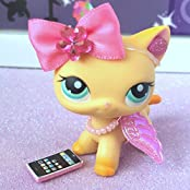 Littlest Pet Shop Lps Clothes Accessories Custom Outfit Lot *Cat Not Included*