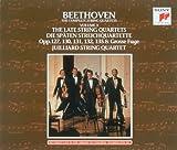 ベートーヴェン : 後期弦楽四重奏曲集