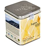 Happy Valley Organic Darjeeling Black Tea (Whole Leaf Tea) - 100 Gms (Pack Of 2)