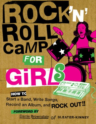 Rock-n-Roll Camp for Girls