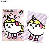 Mameshiba X Kyary Pamyu Pamyu Cute Postcard w/ A6 Mini-file Folder 275803
