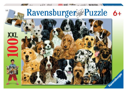 Ravensburger Mother's Pride Jigsaw Puzzle, 100 Piece