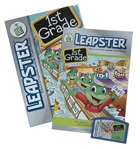 Amazon.com: LeapFrog® Leapster® Learning Game: 1st Grade