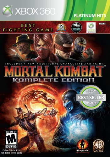 10 best mortal combat xbox 360 game for 2019