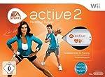 Sportliche Konsolengames: Your Shape inkl. Cam für 9,99€ / EA Sports Active 2 mit Pulsmesser nur 46,99€