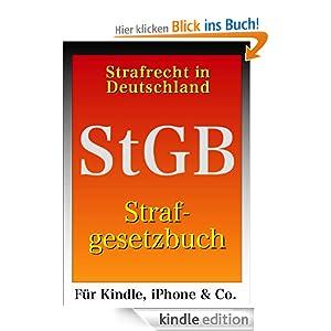 StGB - Strafgesetzbuch (Strafrecht in Deutschland)