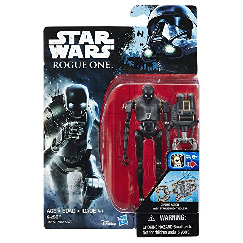 K-2SO 3.75 inch action figure Rogue One A Star Wars Story, Hasbro
