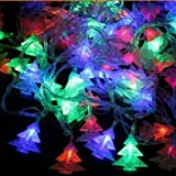 Generic 5M 28 LED String Fairy Lights For Christmas Tree Home Garden Wedding Party Decoration