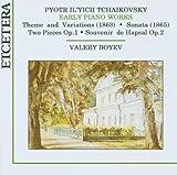 Souvenir de Hapsal op.2 Tchaikovsky