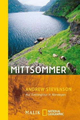 Mittsommer: Auf Trekkingtour in Norwegen