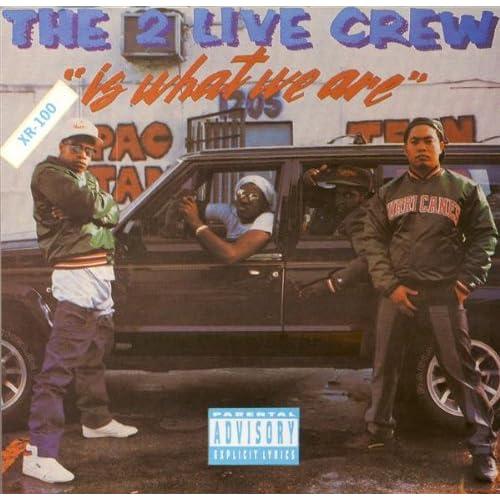 Miami Bass, Dirty Rap) 2 Live Crew - Discography (17 Albums
