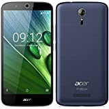 Acer Liquid Zest Plus, Tempered Glass , Premium Real 2.5D 9H Anti-Fingerprints & Oil Stains Coating Hardness Screen Protector Guard