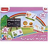 Play And Learn Rhyming Words 2014, Multi Color
