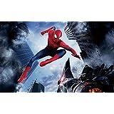 Posterhouzz Movie The Amazing Spider-Man 2 Spider-Man HD Wallpaper Background Fine Art Paper Print Poster