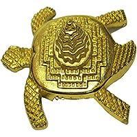 Eshoppee Vastu / Feng Shui Meru Shree Yantra On Tortoise For Wealth And Good Fortune (BIG SIZE)