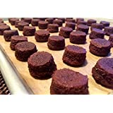 Healthy Chocolate Almond Bites - Gluten Free, Vegan, Organic, Low Glycemic, Soy Free, No Refined Sugar, Non-GMO...