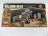 McFarlane Toys Building Sets -The Walking Dead TV The Governor's Room Building Set