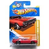 2012 Hot Wheels New Models '71 Plymouth Road Runner Red #6/247