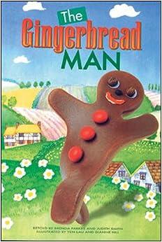 FREE Gingerbread Man Printable Pack