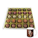 Chocholik - 25Pc Signature Chocolates With Diwali Special Coffee Mug - Diwali Gifts