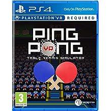 Ping Pong: Table Tennis Simulator PSVR - Playstation 4Merge Games