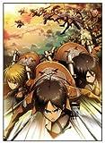 Anime Attack on Titan Shingeki no Kyojin - High Grade Laminated Poster