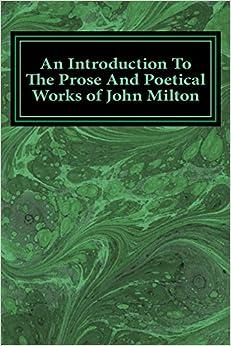 Miltons Poetical Works by John Milton