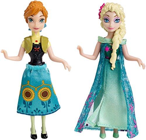 Disney Frozen Fever Birthday Party Small Doll Set JungleDealsBlog.com