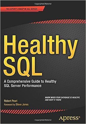 HealthySQL