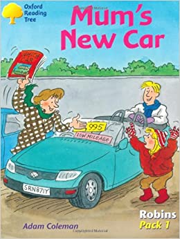 Oxford Reading Tree: Robins: Pack 1: Mum's New Car: Adam