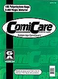 ComiCare Golden Age Comic Book Polyethylene Bags 7-3/4