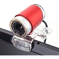 Docooler USB 2.0 12 Megapixel HD Camera Web Cam With MIC Clip-on 360 Degree For Desktop Skype Computer PC Laptop... - B00OB888TC