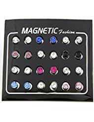 8 Republic London Mother's Day Special Magnetic Stud Earrings For Women